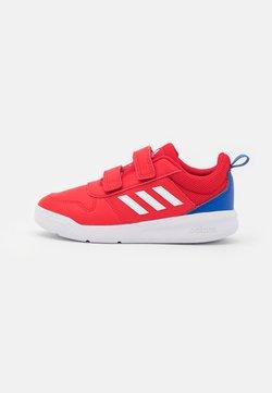 adidas Performance - TENSAUR UNISEX - Trainings-/Fitnessschuh - scarlet/footwear white/team royal blue