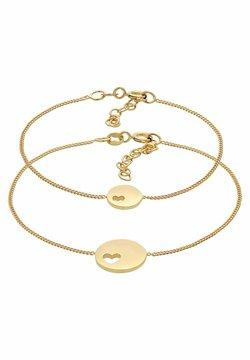 Elli - HEART MOTHER CHILD  - Armband - gold