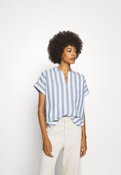 Marc O'Polo DENIM - BLOUSE - Bluse - blue fantasy