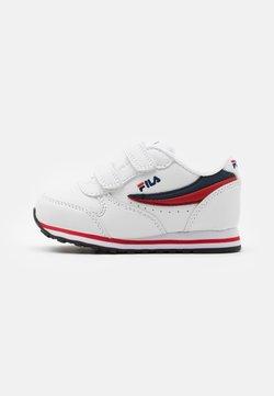 Fila - ORBIT INFANTS - Sneakers laag - white/dress blue
