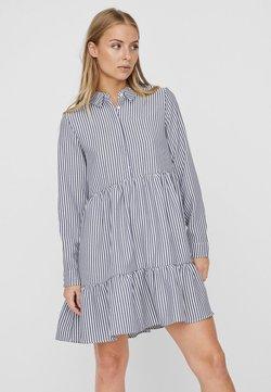 Vero Moda - Blusenkleid - navy blazer