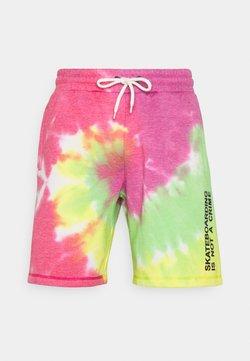 Santa Cruz - MIXED UP UNISEX - Shorts - psychodyelic