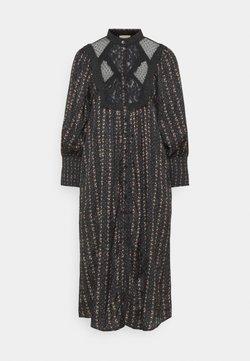 byTiMo - SHIFT DRESS - Blusenkleid - vintage rose