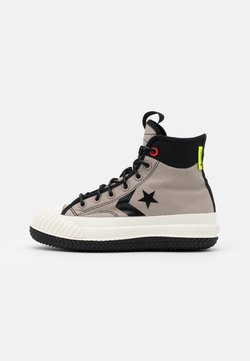 Converse - BOSEY UNISEX - Sneakers alte - malted/black/egret