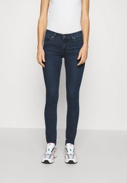 Lee - SCARLETT BODY OPTIX - Jeans Skinny Fit - clean aurora