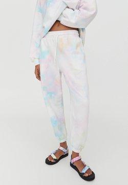 PULL&BEAR - Pantaloni sportivi - multi-coloured
