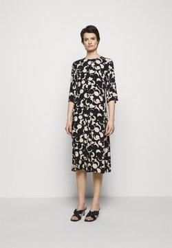 Marimekko - PEILAUS MURIKAT DRESS - Freizeitkleid - black/beige