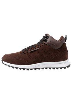 Park Authority - OAKLAND - Sneaker high - dark brown