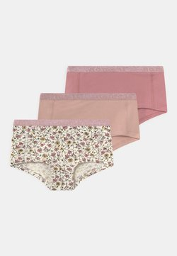 Name it - NKFHIPSTER  3 PACK - Shorty - nostalgia rose