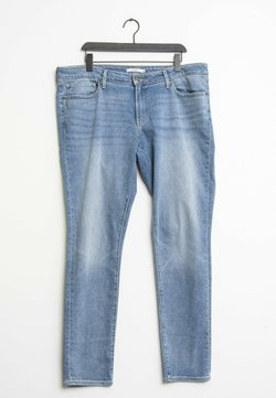 Levi's® Plus - Straight leg jeans - blue