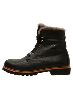 Panama Jack - AVIATOR IGLOO - Bottines à lacets - black
