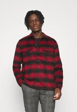 AllSaints - BETHUNE  - Hemd - red/black