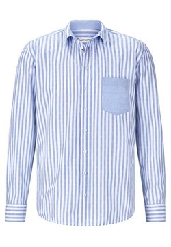 SHIRTMASTER - HELLO SAILOR - Hemd - light blue