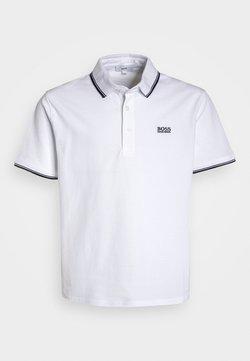 BOSS Kidswear - MANCHES COURTES - Koszulka polo - blanc