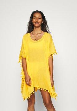 Seafolly - BEACH EDIT AMNESIA KAFTAN - Beach accessory - marigold
