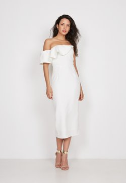 True Violet - Cocktailkleid/festliches Kleid - off-white