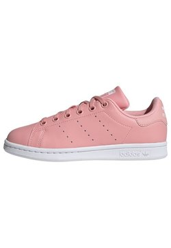 adidas Originals - STAN SMITH SHOES - Baskets basses - pink