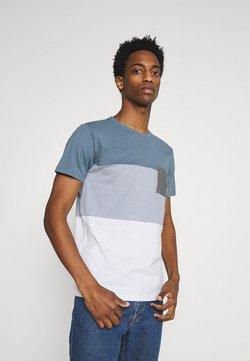 Solid - RIGGIN - T-Shirt print - china blue