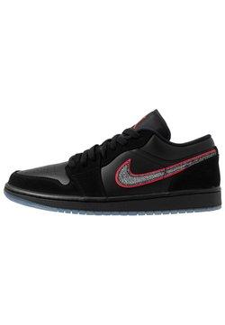 Jordan - AIR 1 SE - Sneakers laag - black/red orbit