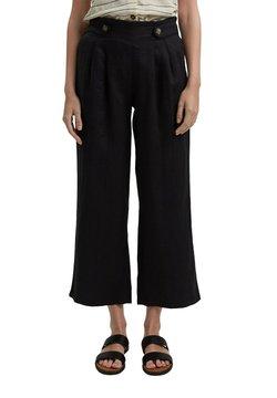 Esprit - Pantalon classique - black