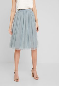 Lace & Beads - VAL SKIRT - A-Linien-Rock - teal