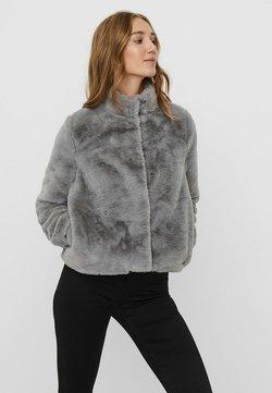Vero Moda - VMTHEA SHORT JACKET - Winterjacke - frost gray