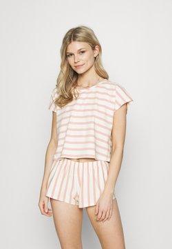 LingaDore - Pyjama - rose/white