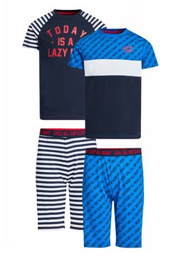 WE Fashion - 2 PACK - Pyjama - blue