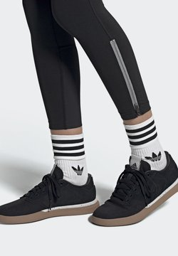 adidas Performance - FIVE TEN SLEUTH MOUNTAIN BIKE SHOES - Fahrradschuh - black