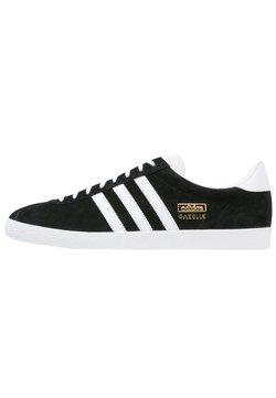 adidas Originals - GAZELLE - Sneaker low - schwarz