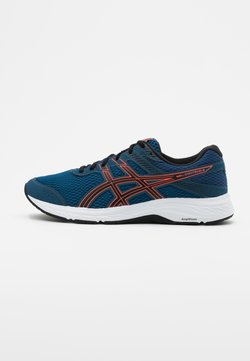 ASICS - GEL CONTEND 6 - Zapatillas de running neutras - mako blue/sunrise red