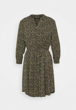 Selected Femme Petite - SLFMETHA DAMINA DRESS PETITE - Vestido informal - winter moss