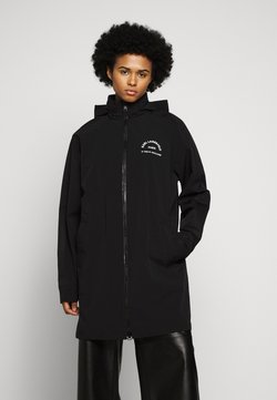 KARL LAGERFELD - RUE GUILLAUME ZIP JACKET  - Parka - black