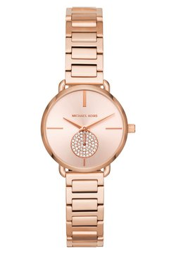 Michael Kors - PORTIA - Uhr - roségold-coloured