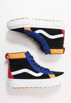 Vans - SK8 - Sneakersy wysokie - black/surf the web