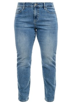 Triangle - RELAXED FIT: TAPERED LEG-JEANS - Jeans Relaxed Fit - blue