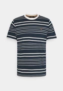 Jack & Jones PREMIUM - JPRJURI - T-Shirt print - navy blazer