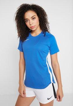 Nike Performance - DRY ACADEMY 19 - Printtipaita - royal blue/white
