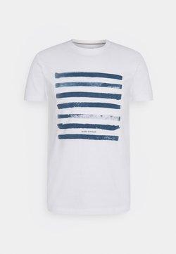 Marc O'Polo - T-Shirt print - multi/murphy marine