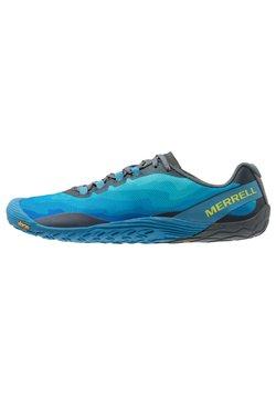 Merrell - VAPOR GLOVE 4 - Obuwie do biegania neutralne - mediterranian blue