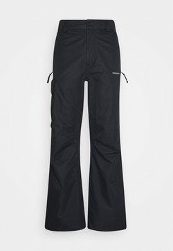 Volcom - HUNTER PANT - Täckbyxor - black