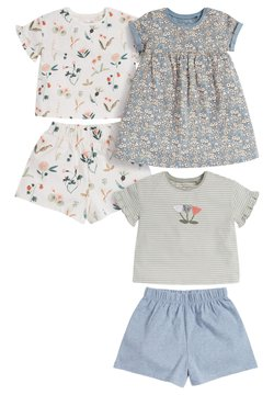 Next - 5 PACK - Shorts - grey