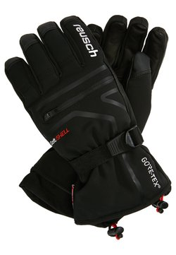 Reusch - SPIRIT GTX® - Fingervantar - black/white