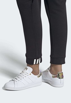 adidas Originals - STAN SMITH SHOES - Sneakers laag - white
