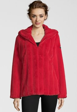 Frieda & Freddies - FLAME - Winterjacke - cherry red