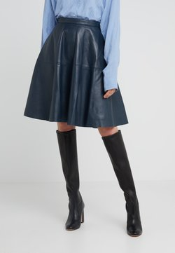 STUDIO ID - TESSA SKIRT - A-lijn rok - dark blue