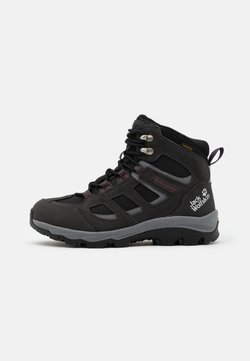 Jack Wolfskin - VOJO 3 TEXAPORE MID - Hikingschuh - dark steel/purple