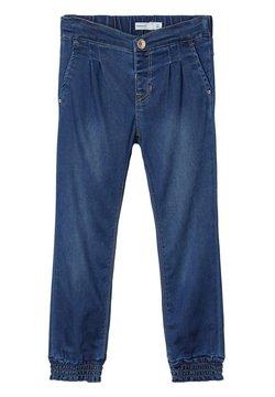 Name it - Straight leg jeans - dark blue denim