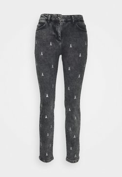 Patrizia Pepe - FLY - Jeans Skinny Fit - black