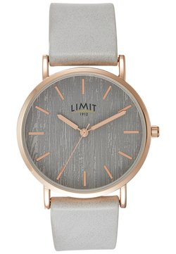 Limit - LADIES STRAP WATCH TEXTURED DIAL - Montre - grey